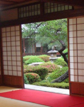 screen doors in kyoto