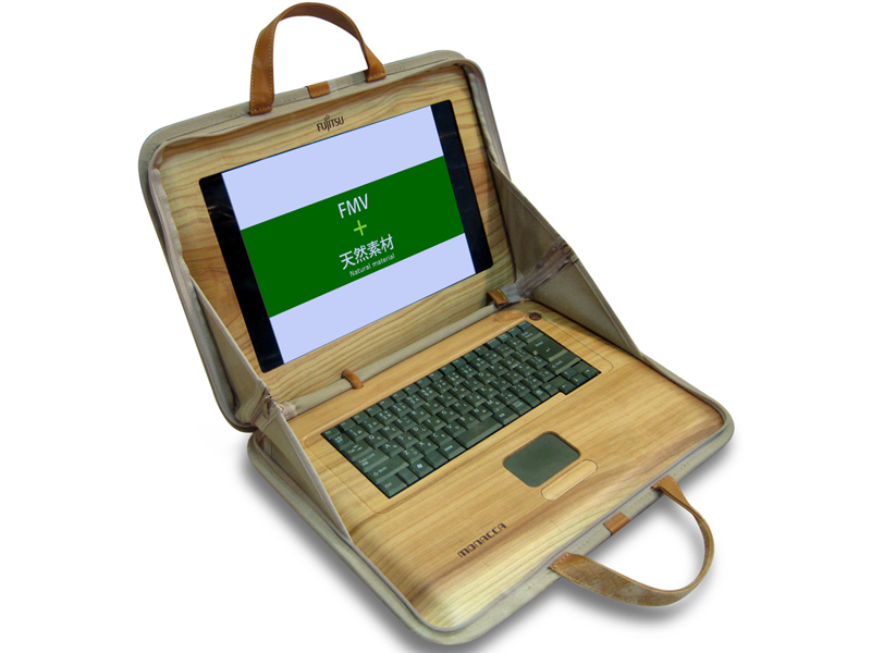 Wooden Laptops, Anyone?