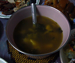 Miso Soup: Comfort Food