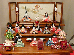 For Doll Lovers Only: Hinamatsuri