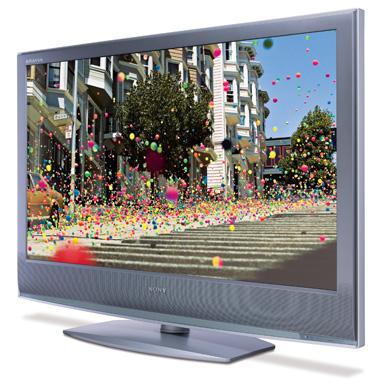 Sony TV Goes Green