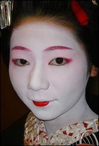 The Life Of A Geisha Girl