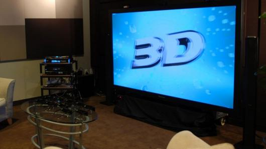 3D Flat Screen TVs Are The Future