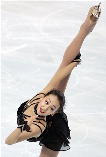 Skating Champion Mao Asada Back In The Game