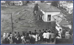 1960 Tsunami in Japan