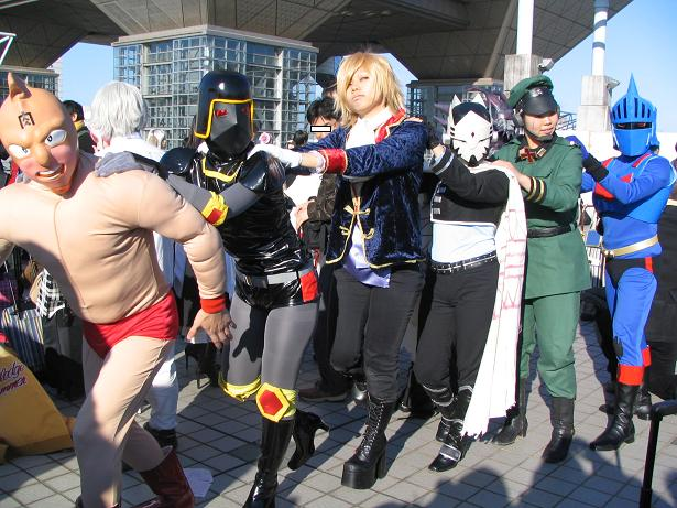 3 Most Popular CosPlay Events in Japan