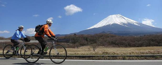 How the Bicycle Lifestyle in Japan Came About