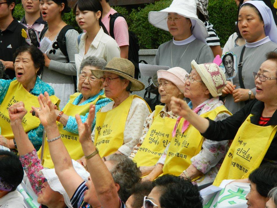 ComfortWomen in Korea