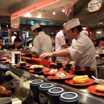 How to Enjoy Your Conveyor Belt Sushi