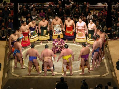 Sumo_ceremony