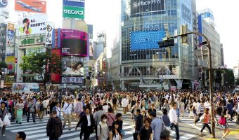 What's There to See at Shibuya Crossing?